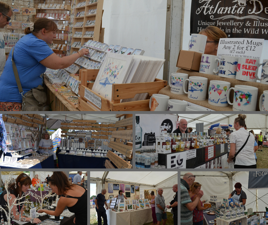 South Gloucestershire Show 2018 – 4th & 5th August 2018