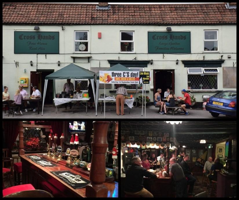 BBQ Cross Hands Pub Winterbourne