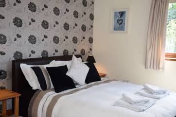Bury Hill Farm Bedroom