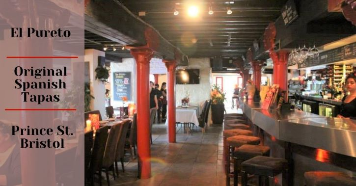 El Puerto – Authentic Spanish Tapas Bar and Restaurant in Bristol