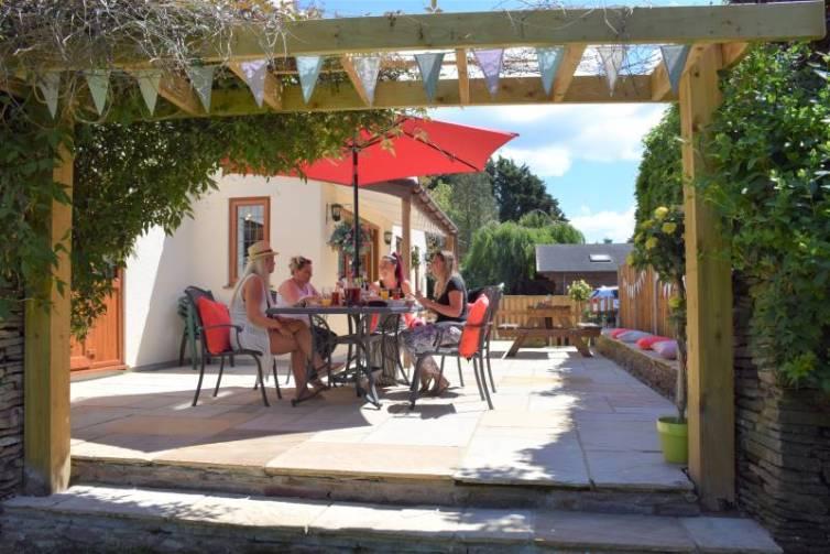 Lunch Hen Party Bristol