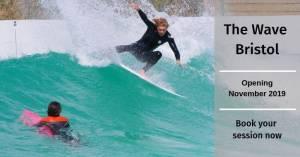 The Wave Surfing Bristol