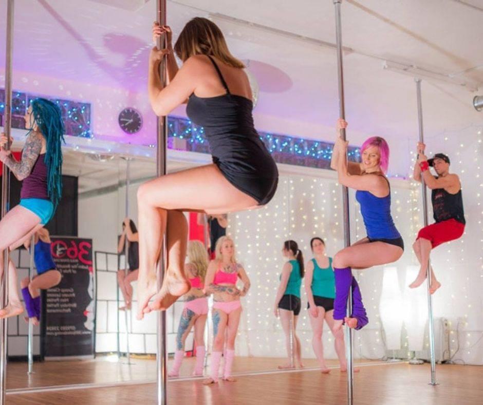 360 Pole Dancing Bristol