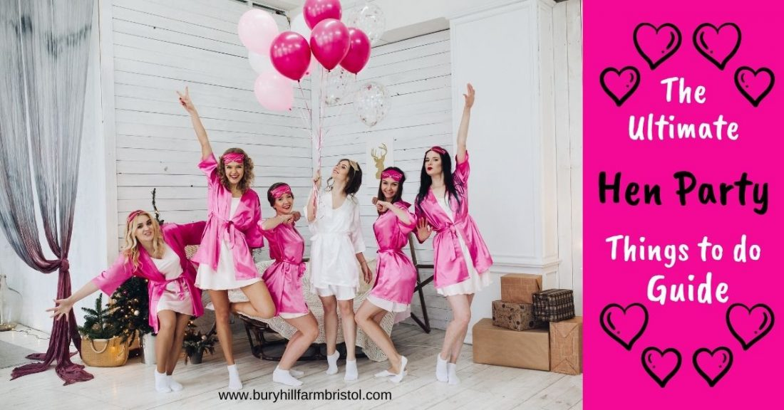 Hen Party - Things to do Guide