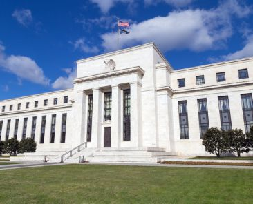 Washington, DC - Federal Reserve Headquarters