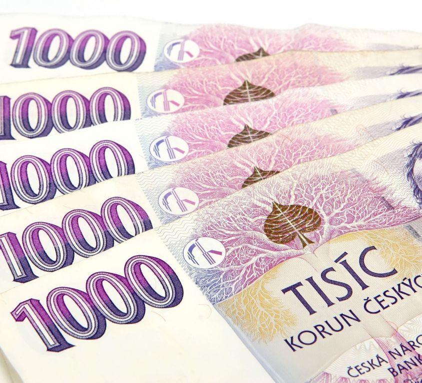 koruna měna2