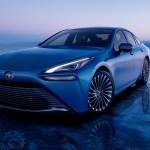 Toyta začala v Česku prodávat vodíkový vůz Mirai