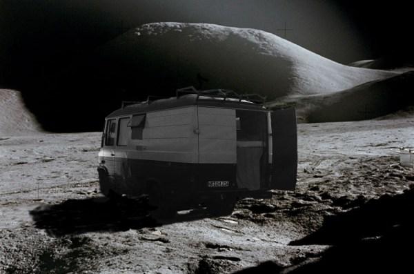 Düdo auf dem Mond 2 - Ein Traum