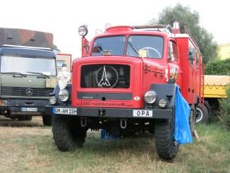 Willys 37. Fernreisemobiltreffen