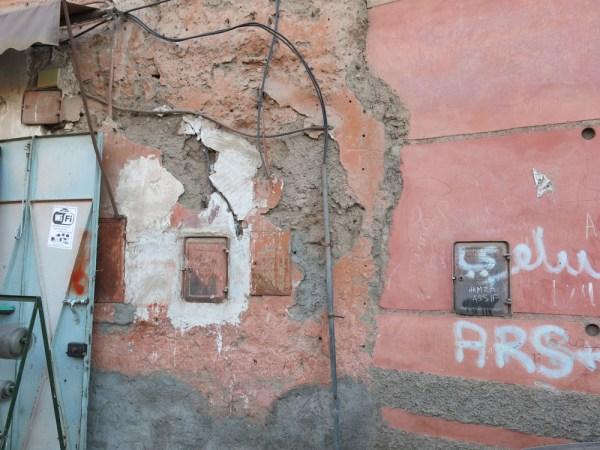 abenteuerliche Verkabelungen, Marrakech