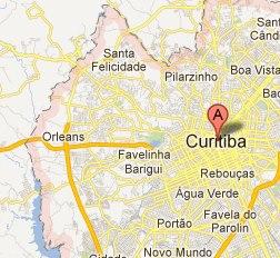 Mais favelas em Curitiba