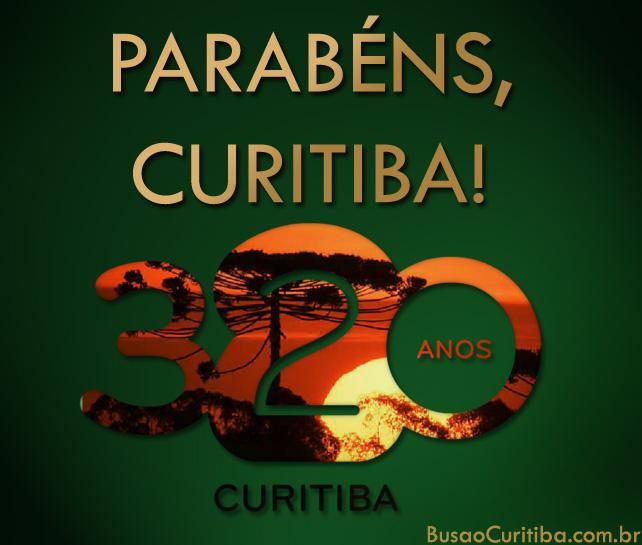 Parabéns, Curitiba