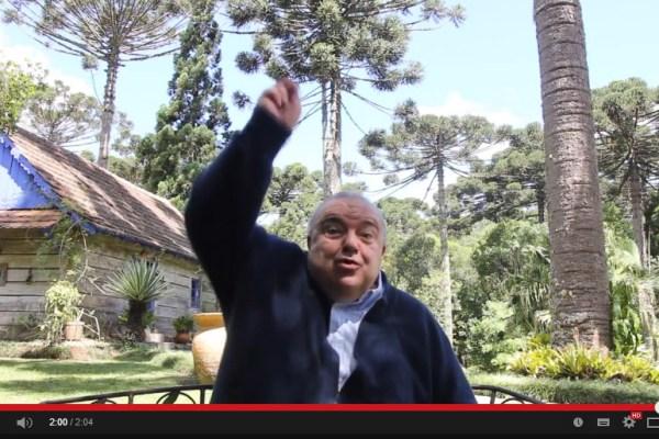 Greca responde Jô e Maitê Proença sobre o nome de Curitiba