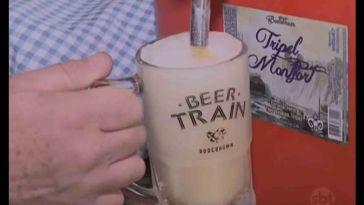 Conheça o trem open bar de cerveja de Curitiba a Morretes