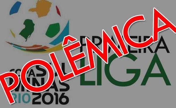 VERGONHA - A polêmica Primeira Liga, ou Liga Sul-Minas-Rio