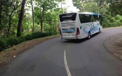 Bus Pariwisata Di Bandung