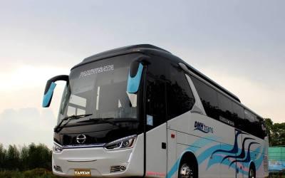 Sewa Bus Bandung 52 seat