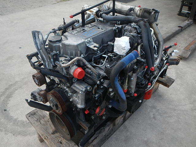 6HK1 Engine Assembly 2008-UP
