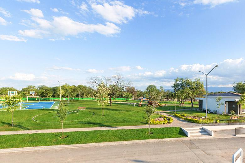 Casas en Apodaca - Parque - Capellanía Residencial
