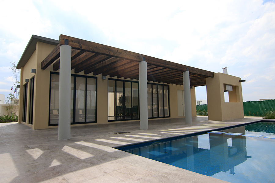 Casas en Querétaro - Casa club - Alanna Reisdencial