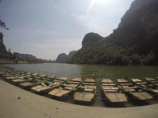 Parkig de barcas