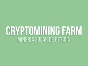 Lee más sobre el artículo Tutorial CryptoMiningFarm (CMF) de Inversion