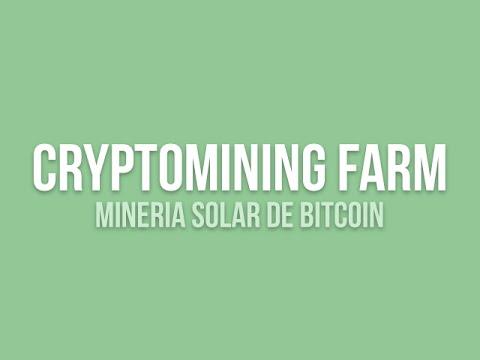 En este momento estás viendo Tutorial CryptoMiningFarm (CMF) de Inversion