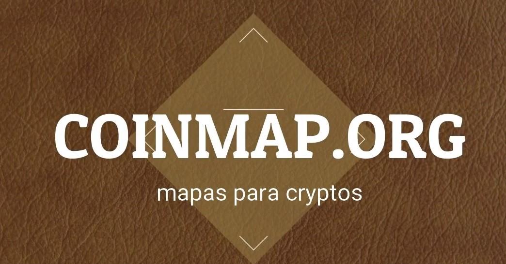 En este momento estás viendo CoinMap «Mapa de cryptos en tu ciudad»