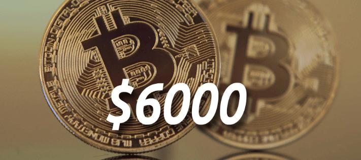 En este momento estás viendo 4 razones por las que el precio de Bitcoin ahora podría bajar a $ 6K