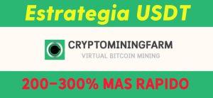 Lee más sobre el artículo Crece 200% mas rapido en CryptoMiningFarm Interes Compuesto con USDT (Parte 1)