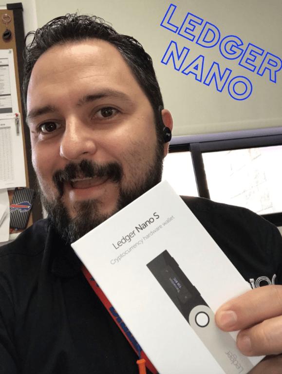 En este momento estás viendo Nano Ledger Compra desde Mexico y Tutorial de Instalación y Uso