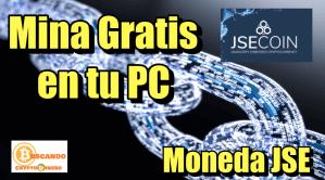 Lee más sobre el artículo JSE Mineria Gratuita en tu PC Resultados en 8 dias