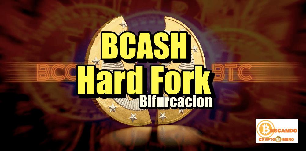En este momento estás viendo HardFork BCash, si tienes BCash te interesa ver esto