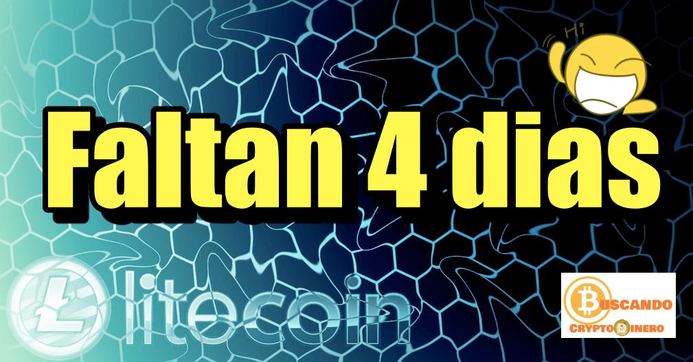 En este momento estás viendo Solo Faltan 4 dias… No te quedes fuera !!