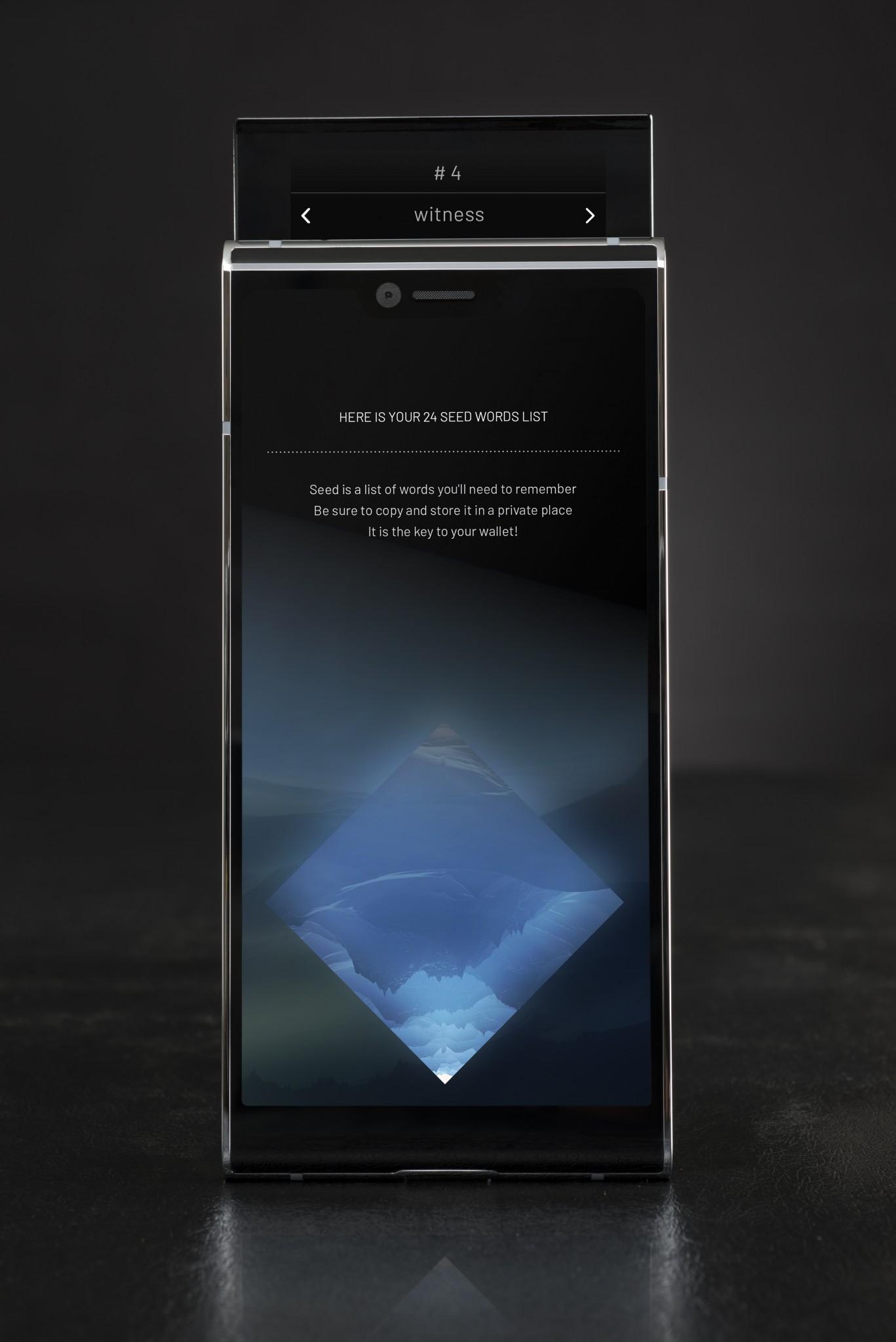 En este momento estás viendo SIRIN LABS lanza teléfono Blockchain de $ 999: 'FINNEY'