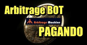 Lee más sobre el artículo Arbitrage BOT sigue pagando 1.5% diario