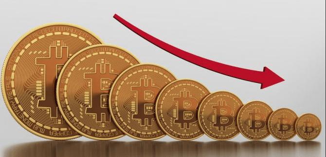 En este momento estás viendo El precio de Bitcoin termina en noviembre con el peor descenso mensual en 7 años