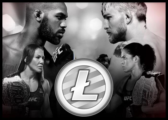 En este momento estás viendo Litecoin y la UFC en un acuerdo de patrocinio