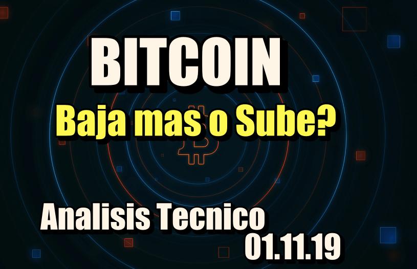 En este momento estás viendo Bitcoin bajara mas o va para arriba?
