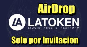 Lee más sobre el artículo AirDrop de LAToken