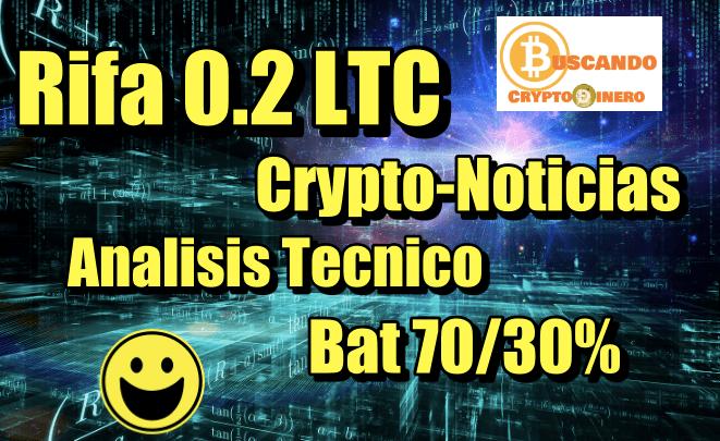 En este momento estás viendo Rifa 0 2 Ltc + Noticias + OctaFX + Bajada de BTC?