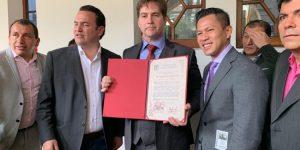Lee más sobre el artículo Bogotá habría reconocido oficialmente a Craig Wright como Satoshi Nakamoto