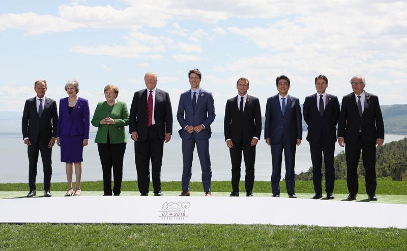 En este momento estás viendo G7 hablara de Bitcoin {BTC} y otras criptomonedas