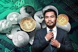 Lee más sobre el artículo El campeón de boxeo filipino Manny Pacquiao lanza su propia criptomoneda