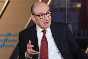 Lee más sobre el artículo El ex presidente de la Fed, Alan Greenspan, dice que 'no tiene sentido' que los bancos centrales pasen a la moneda digital
