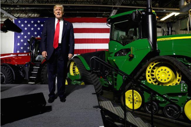 En este momento estás viendo Las bancarrotas agrícolas saltan al nivel más alto desde 2011 a medida que las tarifas de Trump muerden