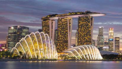 En este momento estás viendo El principal intercambio australiano se expande a Singapur para las Regiones amigables con el cifrado