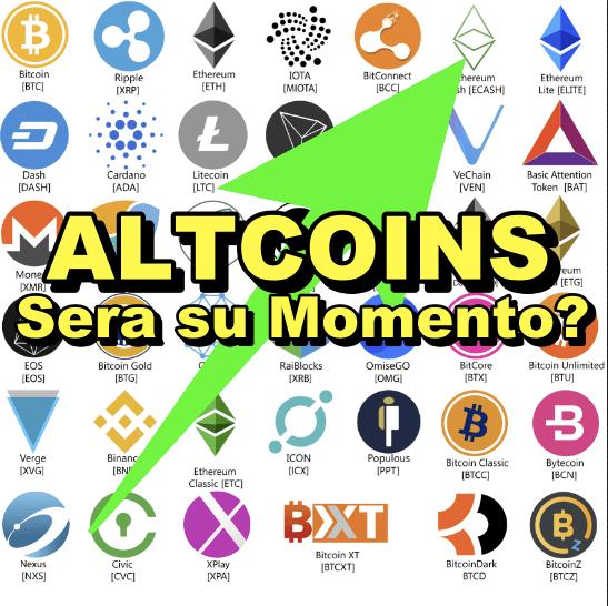 En este momento estás viendo Es tiempo de las AltCoins?