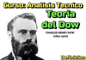 Lee más sobre el artículo Teoría de Dow: Definicion