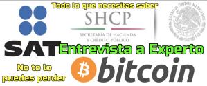 Lee más sobre el artículo Impuestos y Crypto Bitcoin en Mexico… Todo lo que necesitas saber entrevista con experto !!!